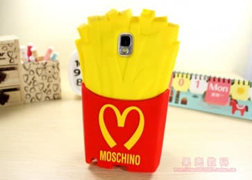 French Fry Case for Galaxy Note 3