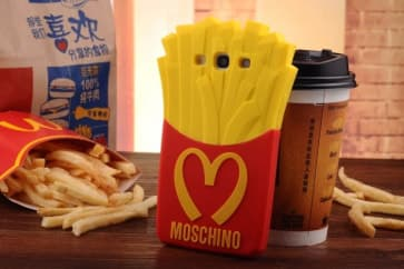 French Fry Case for Galaxy S3