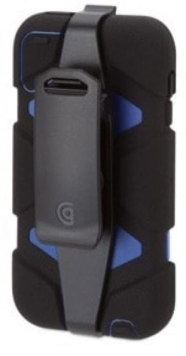 Griffin Survivor for iPod touch 5G (5th gen.) Black Blue
