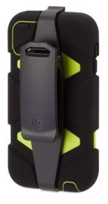 Griffin Survivor for iPod touch 5G (5th gen.) Black Citron