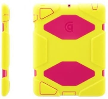 Griffin Survivor Citron Pink for iPad 2, iPad 3 and iPad (4th Gen)