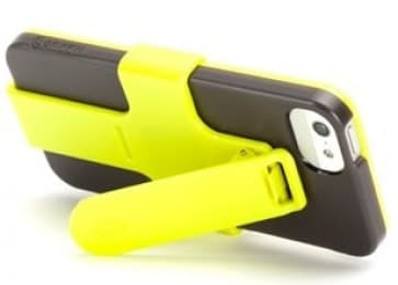 Griffin FastClip Armband for iPhone 5 5s Citron