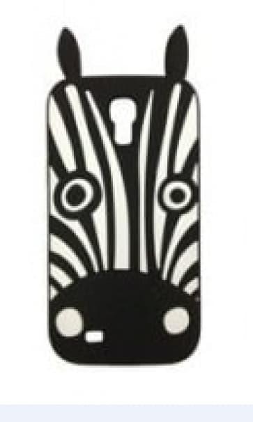Marc Jacobs Julio the Zebra Galaxy S4 Case
