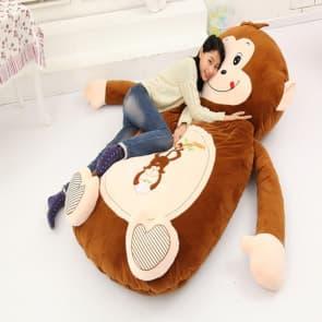 Giant Monkey Plush Pillow Bed 200cm 6.5ft