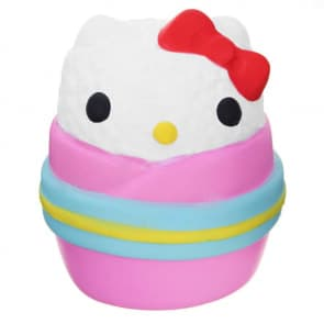 Hello Kitty Scented Squishy