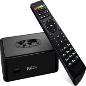 MAG254 255 IPTV OTT Set Top Box