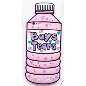 Case Dolls Boy Tears Bottle Case for iPhone 7