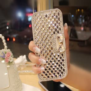 Crystal Studded Bling Case For iPhone 7 Plus