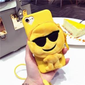 Emoticon Sunglasses iPhone 7 Plus Case