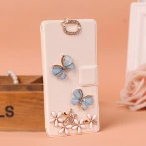 Fancy Bling Rhinestone Silky Flip Case for iPhone 7 Plus