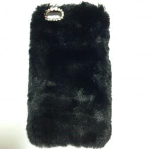 Soft Rabbit Fur Elegant Case for iPhone 7 Plus