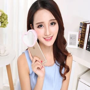 LED Selfie Beauty Heart Flash for iPhone 7 Plus
