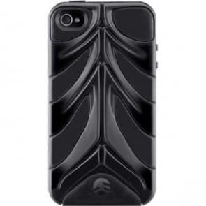 SwitchEasy CapsuleRebel Spine Case for iPhone 4 4S Black