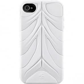 SwitchEasy White CapsuleRebel Hard Shell Case for iPhone 4 4S