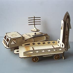 DIY Solar Kits Space Shuttle and Truck