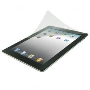 iPad Power Support Crystal Film