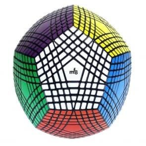 MF8 12 Sides Surfaces 9x9 Petaminx Intelligent Puzzle Toy Cube