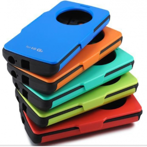 Slim Armor Quick Circle View Case for LG G3