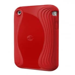 SwitchEasy Torrent Cover Red for iPhone 3G 3GS