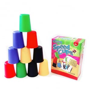 Speed Cups Board Game