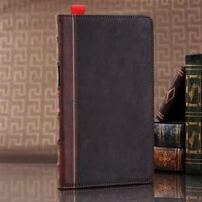 BookBook iPad 4/3/2 Brown Red Leather Stand and Hybrid Case
