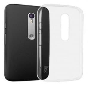 Moto G (2015) Perfectly Shaped Ultra Thin TPU Case