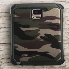 Camo Tough Case for Galaxy S6 Edge